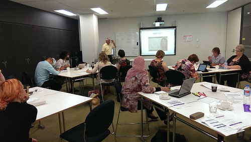 Centre for Adult Education Flipped Learn by Vanguard Visions, on Flickr