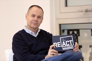 #ReACTmadrid: Javier Solsona
