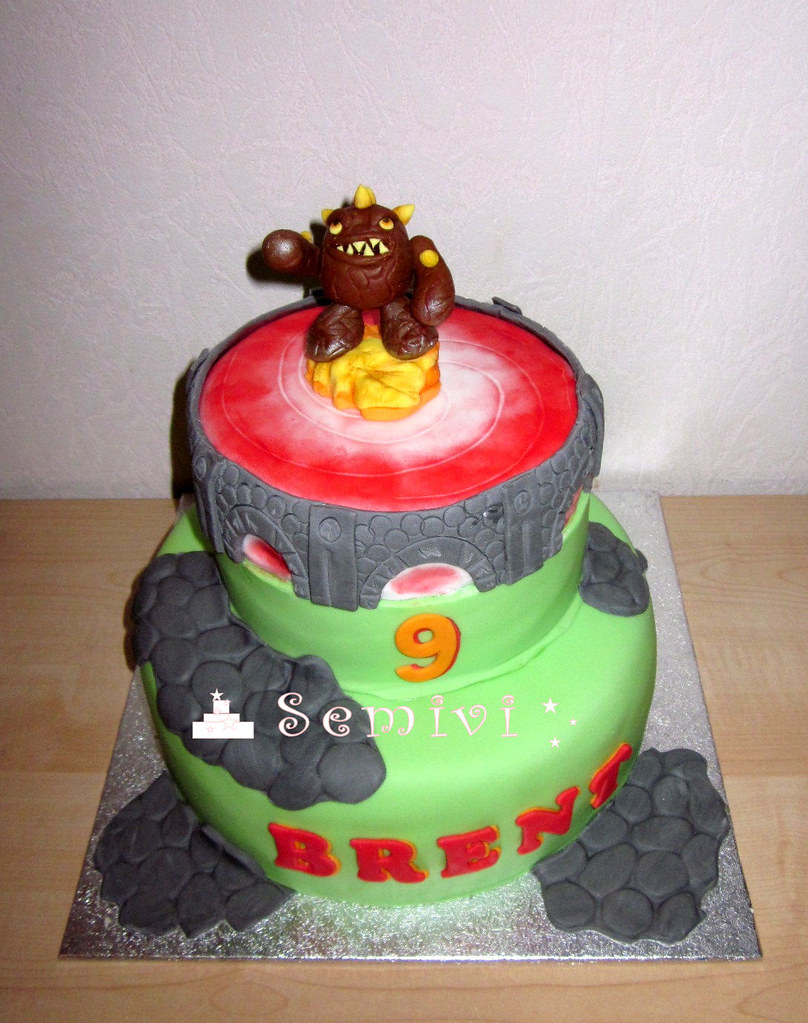 The Worlds Most Recently Posted Photos Of Cake And Skylander