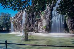 Cascada (Javi Guerrero F) Tags: parque agua cadiz cascada