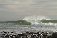 El Salvador (manuelpuigvaldes) Tags: sun sol beach surf roadtrip el surfing salvador 40mm olas surftrip tunco canon70d