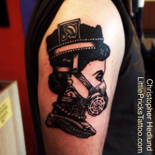 Flickriver: Random photos from Little Pricks Tattoo Studio