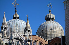 Domes of Saint Mark's Basilica, Venice