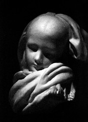 Alsatian Orphan (ilConte) Tags: film statue marble statua rodin agfascala marmo 1871 pellicola augusterodin