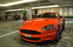 Aston Martin DBS Carbon Edition (BLACKFOXPHOTOGRAPHY) Tags: orange speed singapore martin fast orchard sultan carbon edition supercar aston johor supercars dbs fastcars blackfoxphotography alexpenfold effspot v12khan sathyamelvani