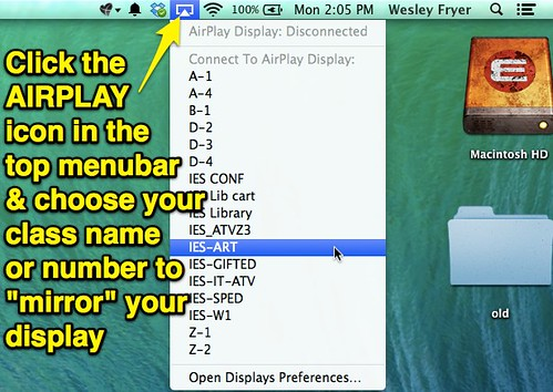 Click Airplay Icon by Wesley Fryer, on Flickr
