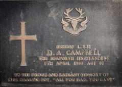 D A Campbell