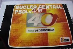 Jantar Comemorativo 40 Anos PSD - Núcleo Central Lisboa