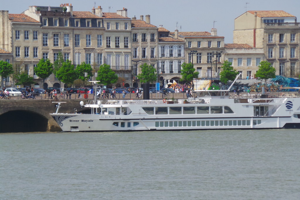 RIVER ROYALE (Uniworld) - Bordeaux - 13 avril 2014