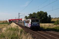 TER 830106  Eckwersheim (Trains-En-Voyage) Tags: france alsace sncf ligne1 vendenheim sncfbb25500