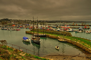 Penzance harbour(UK)