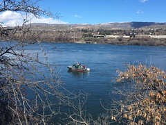 Dept. of Fish & Wildlife onboard (EcologyWA) Tags: columbiariver wenatcheespill spill response water ecology washington wenatchee columbia river