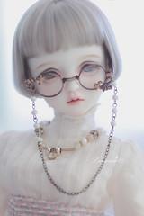 气 质 少 女 ❤ (leoooona08) Tags: bjd doll dollfie balljointeddoll sooleedoll msdoll sadol love60 miu