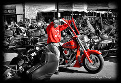 Aug 4 2012 - Downtown Sturgis during 72nd annual motorcycle rally v08 (La_Z_Photog) Tags: lazy photog elliott photography black hills motorcycle classic rally races sturgis bike week harley davidson apes riding party bikers babes