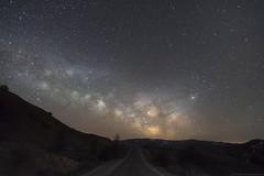 Gombori Pass (Dimitri Goderdzishvili) Tags: galaxy milky way stars star gazing night journey astro astrophotography geoastro sky dark home favorite spot colors