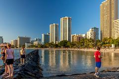 2015 - Hawaii (Mark Bayes Photography) Tags: kuhiobeachpark oahu thegatheringplace oʻahu hawaiianislands hawaii waiʻanae koʻolau mokupuniohawai'i archipelago eightmajorislands severalatolls northpacificocean sandwichislands stateofhawaii hawaiianemperorseamountchain