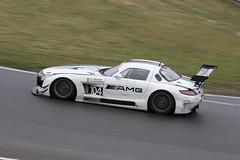 MERCEDES SLS AMG GT3 (ronaldligtenberg) Tags: final 4 2017 circuit zandvoort park wek winter endurance kampioenschap cpz 20162017 dnrt autosport motorsport carracing racing auto racetrack speed sport car racecar track drive driver racedriver curves mercedes sls amg gt3