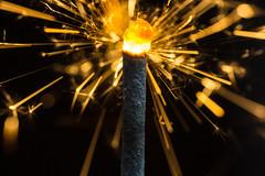 Sparks! (jase411) Tags: macromondays macro raynox m250 sparks fireworks sparkler happy10years