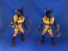 Anubis (Ballom Nom Nom) Tags: bionicle lego anubis egypt egyptian jackal god