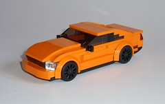 2018 Ford Mustang GT Fastback (MOCs & Stuff) Tags: lego city town speed champions 2018 ford mustang gt fastback