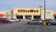 OfficeMax in Hilliard (Nicholas Eckhart) Tags: america us usa columbus ohio oh retail stores hilliard officemax