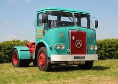 Red hot. (fryske) Tags: classic truck lorry cummins atkinson allelys