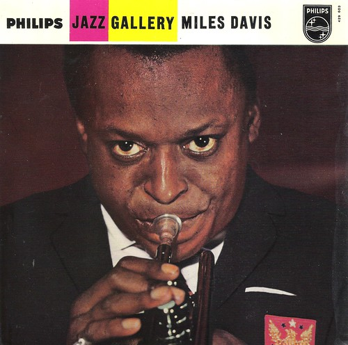 45 RPM - THE MILES DAVIS QUINTET - A) Tadd