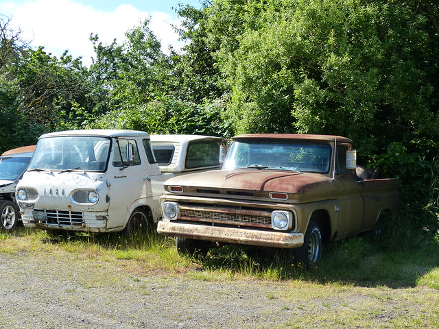 auto cats ford chevrolet parts pickup repair trucks econoline junkers