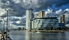 Media City UK, Salford ((Tony) Phillips) Tags: manchester salfordquays