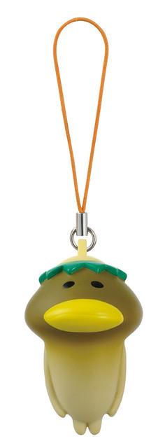 超Q的蘑菇人方吉 軟膠吊飾第二彈 來啦!~