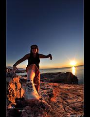 Lindos Acropoli -Rodi- #Grecia# (SUPER@ANDREA@SHOW) Tags: grecia acropoli rodi lindos
