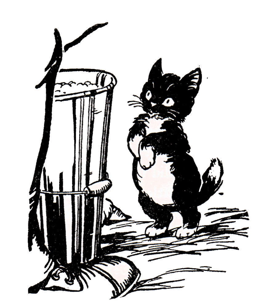 the world s best photos of 1920s and cat flickr hive mind 1920'S Funny 1920s cat silhouettes johnmartin looks like a fat little begging preacher wanting milk straight from the cow katinthecupboard