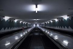 IMG_4073 (Niklaskj) Tags: city travel people germany subway hamburg niklas ubahn lonely tyskland jacobsen kragh niklaskj