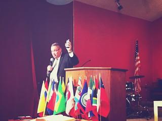 Presentación de Gideons International 2013