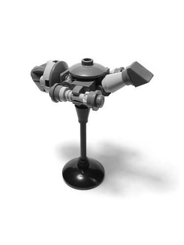Firefly Serenity - LEGO Mini MOC