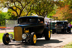 Hot Rods at Auto Fest