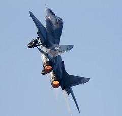 Fulcrum (Bernie Condon) Tags: tattoo plane flying fighter aircraft aviation military jet poland 29 mig warplane fairford riat mig29 airtattoo fulcrum 2013