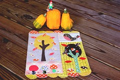 Handmade Autumn:) (TinyAcorn) Tags:
