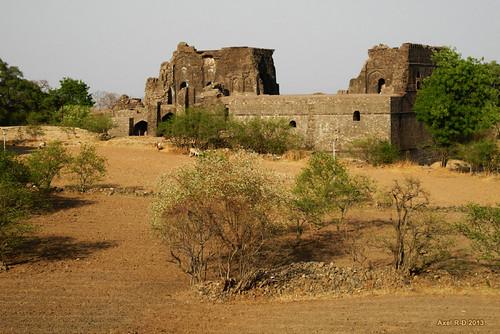 Ruins - Mandu (MP)