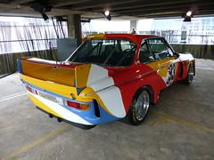 BMW Art Car Exhibition (njin23) Tags: london art car m1 exhibition chia calder bmw warhol m3 dtm koons gt2 2012 v12 lichenstein lmr 850csi