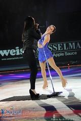 Irina Slutskaya & Sara Evans