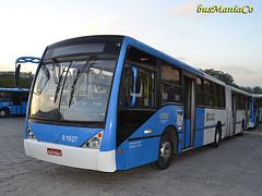6 1927 _DSC0674 (busManíaCo) Tags: brazil bus buses azul apache millennium vip ônibus articulado busmaníaco viaçãocidadedutra caioinduscar millenniumiii nikond3100