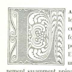 Image taken from page 323 of 'La Russie ancienne et moderne, d'apres les chroniques nationales, etc' (The British Library) Tags: bldigital date1855 pubplaceparis publicdomain sysnum003152932 romeylouischarlesreparatgenevieveoctaveandjacobsalfred small vol0 page323 mechanicalcurator imagesfrombook003152932 imagesfromvolume0031529320 letter typography letterl initial illuminatedinitial illuminated sherlocknet:category=miniatures