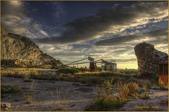 Cava..... 2 (leon.calmo) Tags: canon silos cava abbandono degrado eos50d powerofart leoncalmo inspiringcreativeminds
