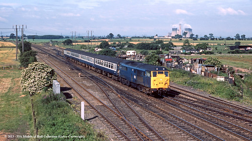 10/07/1985 - Stainforth Junction.
