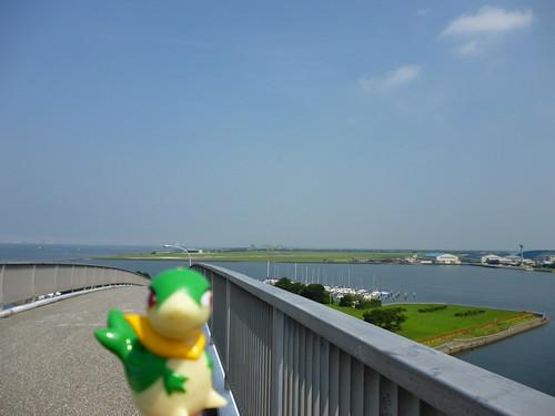 Servine in Kisarazu, Chiba 11 (Nakanoshima bridge)