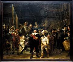 De Nachtwacht, Rembrandt Harmensz van Rijn - versie 1.6180339887 (PortSite) Tags: holland netherlands amsterdam museum painting nikon nederland schilderij nl rijksmuseum paysbas rembrandt rijn nachtwacht portsite 2013 harmensz d3s