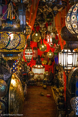 Lights Shop (Theunis Viljoen LRPS) Tags: marrakech souk lightshop