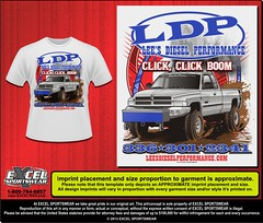 "Lee's Diesel Performance 98311134 TEE • <a style=""font-size:0.8em;"" href=""http://www.flickr.com/photos/39998102@N07/11859195743/"" target=""_blank"">View on Flickr</a>"