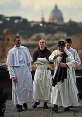 variation on a theme ... (sermatimati) Tags: panorama rome roma nikon sanpietro magia vaticancity aventino frati mistero preti fascino sermatimati